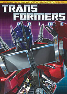 230px-Transformers Prime Vol 1 cover