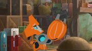 Robots in Disguise Episode 7 Fixit Records Himself