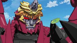 TFGoSamurai2 Budora contemplates Legendisc