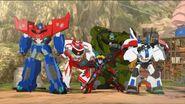 Transformers All Stars Team
