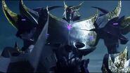 Megatron tells off Starscream
