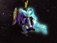 Optimus Supreme and Galvatron's Epic Final Battle.
