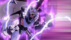 TFGoShinobi3 Bakudora powerup