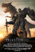 Transformers 4 Poster 2 IMAX