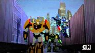 Transformers Robots In Disguise - Bumblebee's Night Off (Preview)