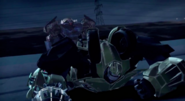 Bulkhead defeated by Silas