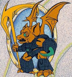 DevilbatPoster