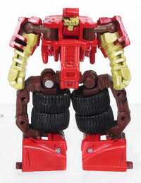Universe bodyblock robot