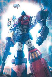 You Me and the Universe Optimus Maximus