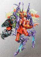 Scourge (Beast Wars)