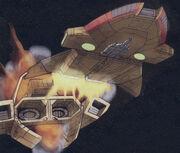 Autobot shuttle middle