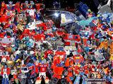 Optimus Prime (disambiguation)