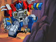 Optimus, Rad and Fred (Vow)