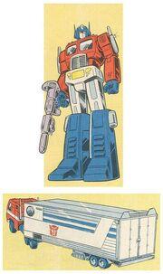 Optimuss prime