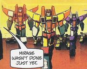 Machine Wars Termination Red Wing Sunstorm and Hotlink