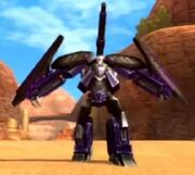 Tank Vehicon Transformers Prime The Game Mission 3