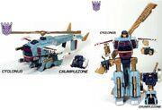 Armada Cyclonus toy