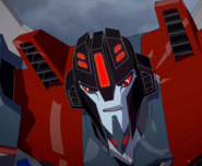 Starscream is mad