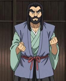 TFGoSamurai5 Bokuden Tsukahara
