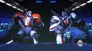 Triage Ratchet and Wheeljack