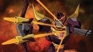 Rodimus Prime Animated