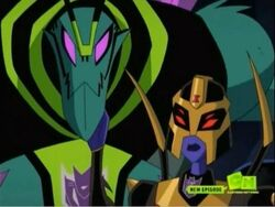 Animated Predacons