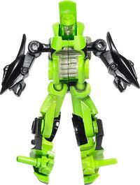 Universe blight robot