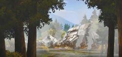 RID Episode 1 Spaceship Crash
