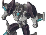 Safeguard (Cybertron)