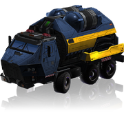 Transformers Universe Contagion Vehicle