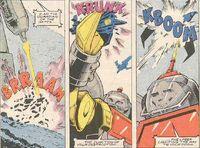 Omega comics