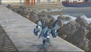 Steeljaw escapes