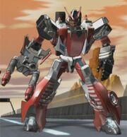 Transformers Cybertron Nitro Convoy or Override