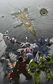 Defiance Part 1 Megatron Observes the Find
