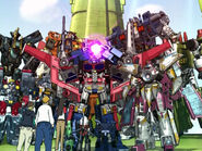 Optimus and his Friends (Ep. 45 (Optimus))