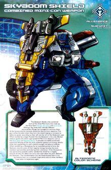 Skyboom Shield (Armada)