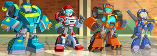 Transformers-Rescue-Bots-Academy