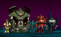 Autobot Cadets