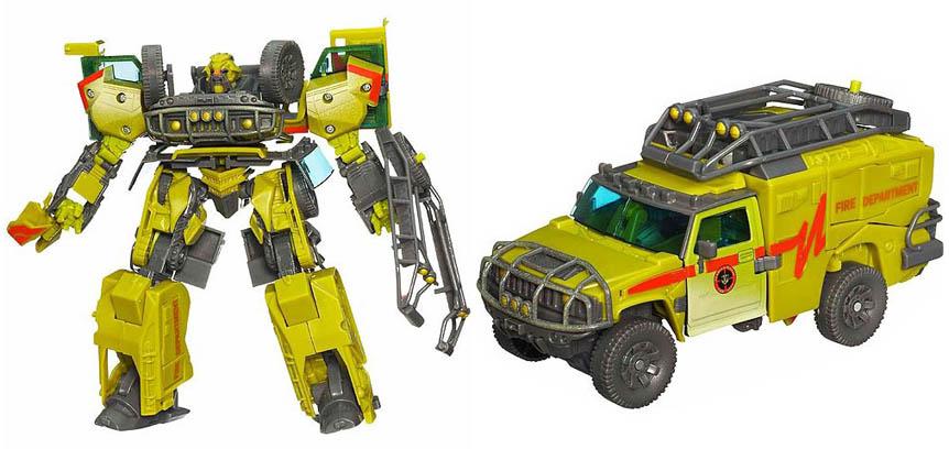 Transformers Revenge of the Fallen Desert Tracker RATCHET complet Voyager Revenge of the Fallen