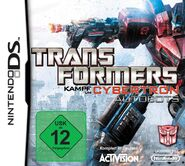 Transformers Kampf um Cybertron – Autobots Cover