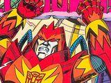 Flame (UK comic)