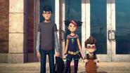 Jack, Miko and Rafael in School