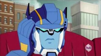 Transformers Animated 30 31 32 Transwarped 10