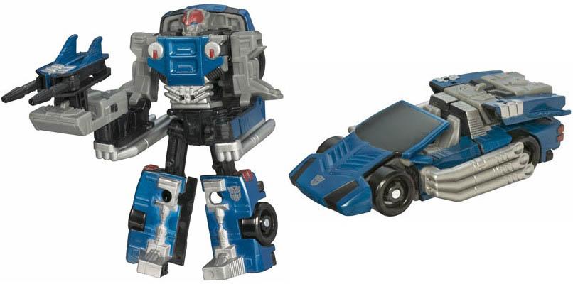 Transformers Action Figure Movie Clocker Scout Class