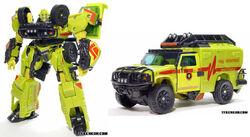 Movie Voyager Ratchet toy