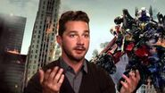 Shia LaBeouf 'Transformers 3 Dark of the Moon' Interview
