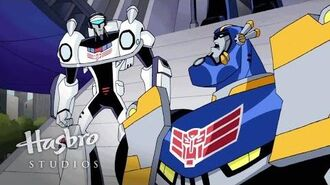 Transformers Animated - Welcome to Earth