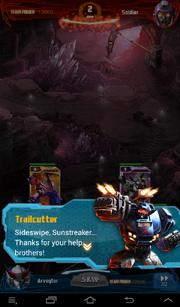 Transformers Rising Trailcutter Speaks