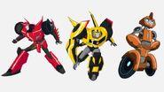 Transformers 2015 protagonistas