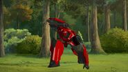 Sideswipe more than meets the eye